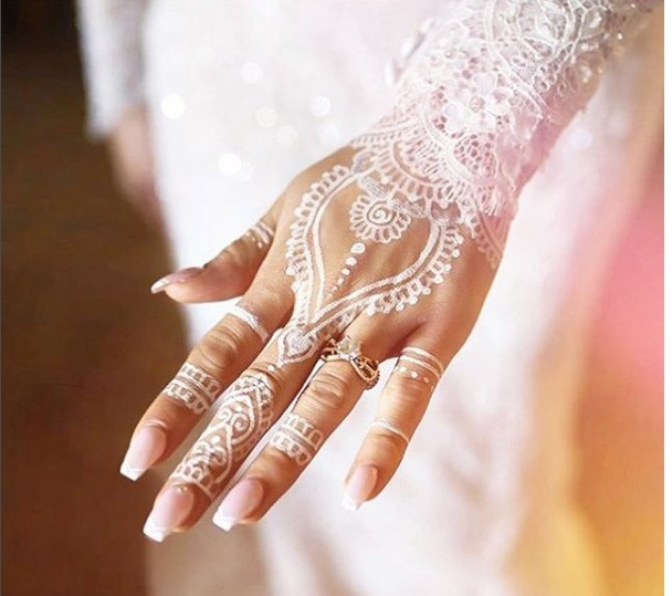 White Lace Tattoos