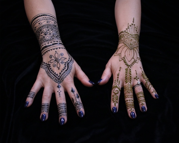How Do You Choose Between Henna And Jagua I There Are Differences