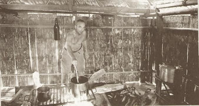 Jagua juice extract process