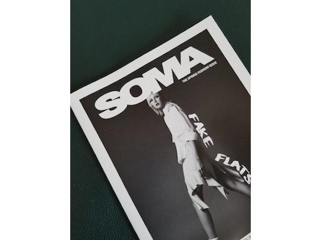 SOMA magazine cover